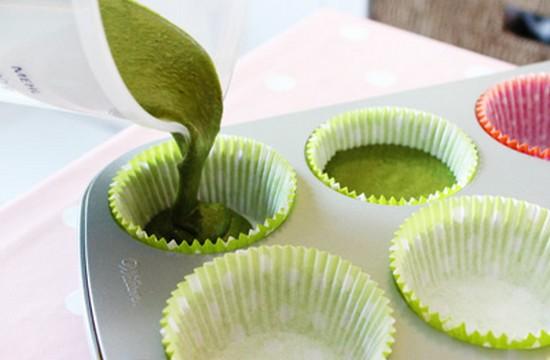 banh cupcake tra xanh 6