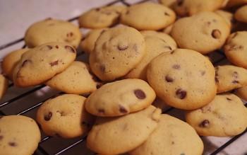 Cách làm bánh quy chocolate chip đơn giản