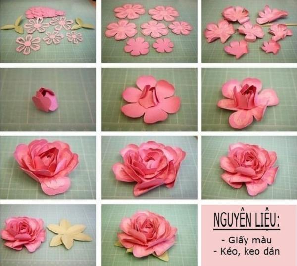 hoa handmade 2