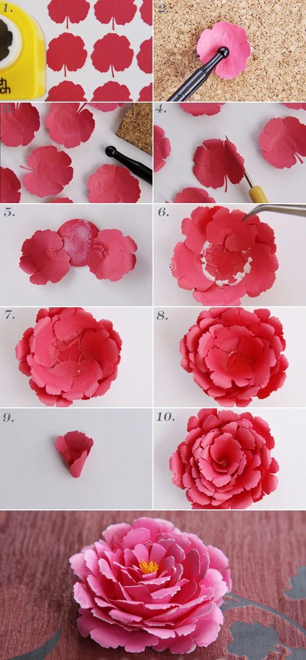 hoa handmade 4