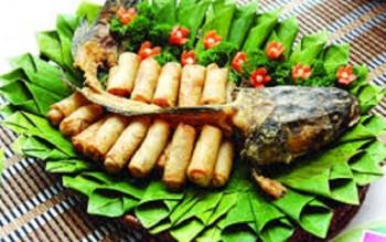 Cách làm món chả giò cá lóc vừa lạ vừa quen lại hấp dẫn