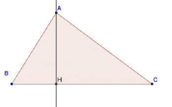 [Công thức] Cách tính diện tích và chu vi tam giác