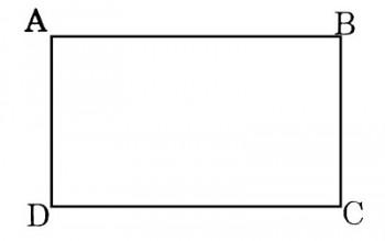 [Công thức] Cách tính diện tích chu vi hình chữ nhật