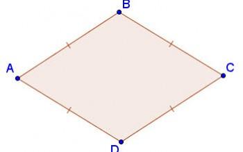 [Công thức] Cách tính diện tích và chu vi hình thoi