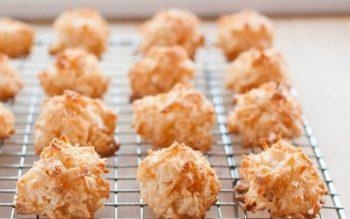 Cách làm bánh dừa nướng đơn giản ăn là mê
