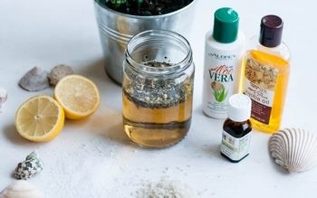 Cách làm tinh dầu dưỡng tóc đơn giản tại nhà