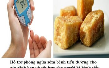Đường thốt nốt dùng cho người tiểu đường có được không?