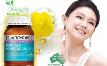 Công dụng Tinh dầu hoa anh thảo Blackmores Evening Primrose Oil