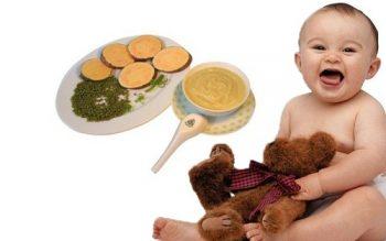 Làm Thức ăn cho Bé tại Nhà bổ dưỡng an toàn