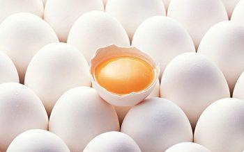 Mẹo nhận biết trứng đã được luộc chín
