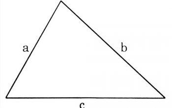 Cách để Tính Diện tích Hình Tam giác