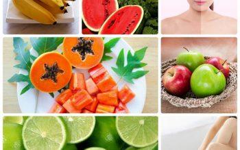 Bí kíp từ 5 loại trái cây giúp da trắng, chân thon