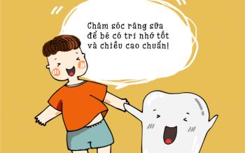 4 cách phòng và chữa sâu răng sữa cho bé