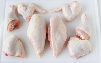 Bật mí cách chặt thịt gà sống cực nhanh mà còn đẹp mắt