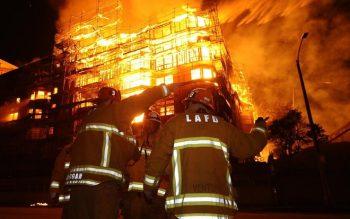 Cách xử lý khi gặp hỏa hoạn, cháy nổ