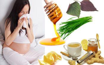 Chữa viêm họng an toàn cho các mẹ bầu