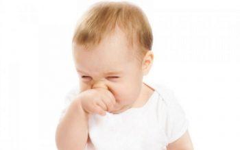Trị sổ mũi, nghẹt mũi cho bé mà không cần thuốc Tây