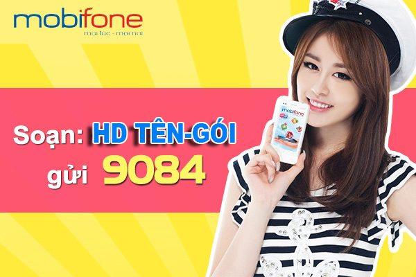 Cách đăng ký 3G Mobifone không giới hạn dung lượng tốc độ cao