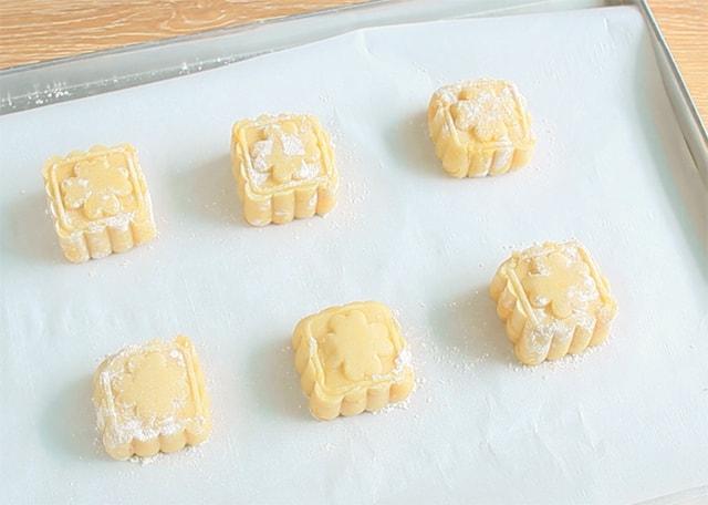 Cách làm bánh trung thu lava trứng muối 11