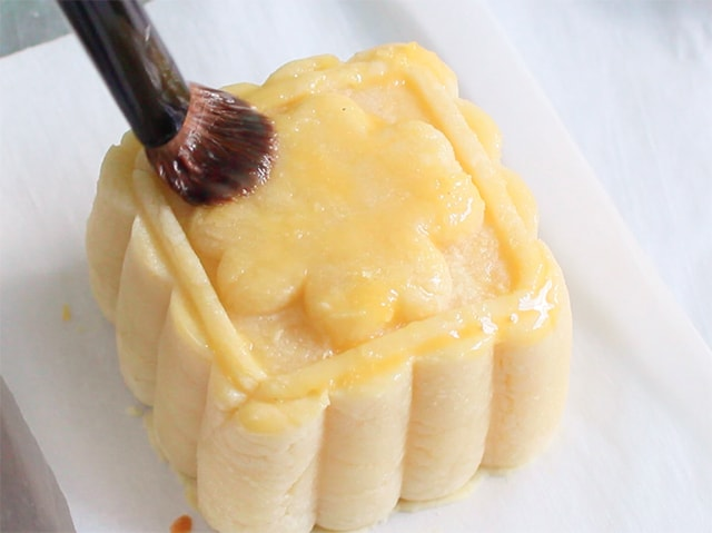 Cách làm bánh trung thu lava trứng muối 12