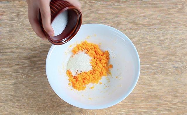 Cách làm bánh trung thu lava trứng muối 3