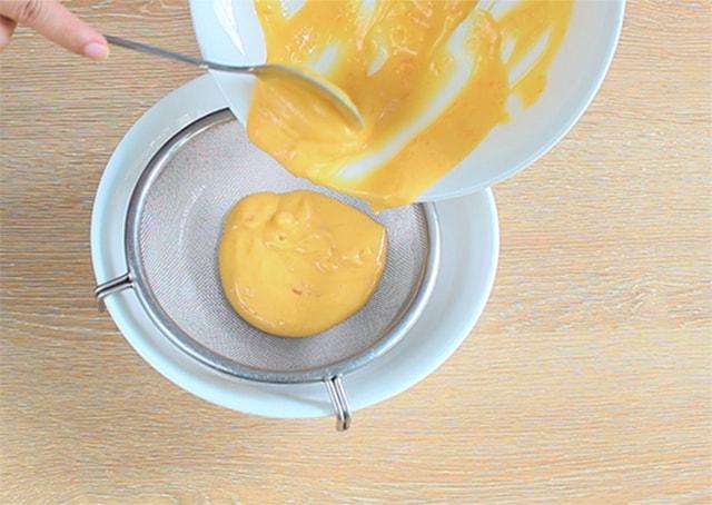 Cách làm bánh trung thu lava trứng muối 5
