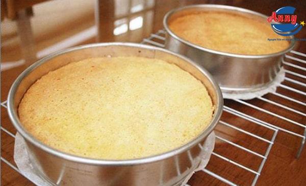 Cách làm bánh bông lan bằng lò vi sóng đơn giản cực ngon ảnh 3