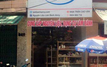 7 cửa hàng bán đồ làm bánh uy tín số 1 ở Đà Nẵng