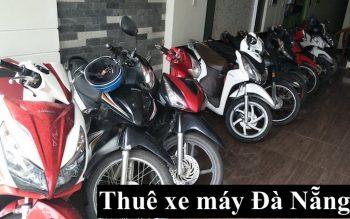 Bảng giá và 10 đơn vị cho thuê xe máy Đà Nẵng uy tín