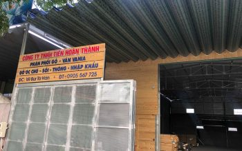Kho gỗ sồi, gỗ óc chó – Cung cấp nguyên liệu gỗ tự nhiên nhập khẩu tại Đà Nẵng