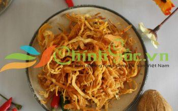 Bảng giá & Top 5 cửa hàng bán khô gà tại Đà Nẵng ngon và chất lượng