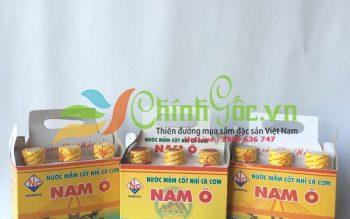 Giá & Top 5 cửa hàng bán nước mắm Nam Ô Đà nẵng uy tín chất lượng