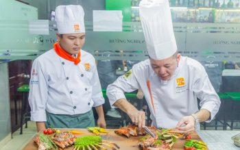 Học phí & Top 5 Trung Tâm học nghề đầu bếp, học nấu ăn tại Đà Nẵng tốt nhất
