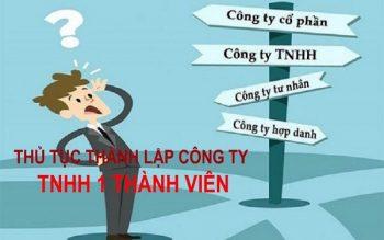 Thủ tục thành lập công ty tại Đà Nẵng chi tiết từng bước