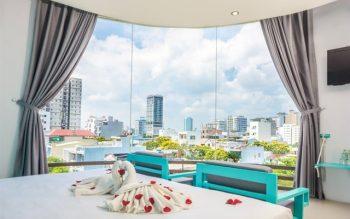Bảng giá & Top 5 khách sạn 3 sao Đà Nẵng đẹp nhất bên biển Mỹ khê