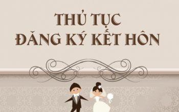 Hướng dẫn thủ tục đăng ký kết hôn tại Đà Nẵng mới nhất 2020